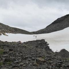 Pass at Mount Renshaw