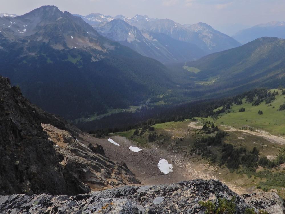 ©Denis Laplante - View from Standard Ridge