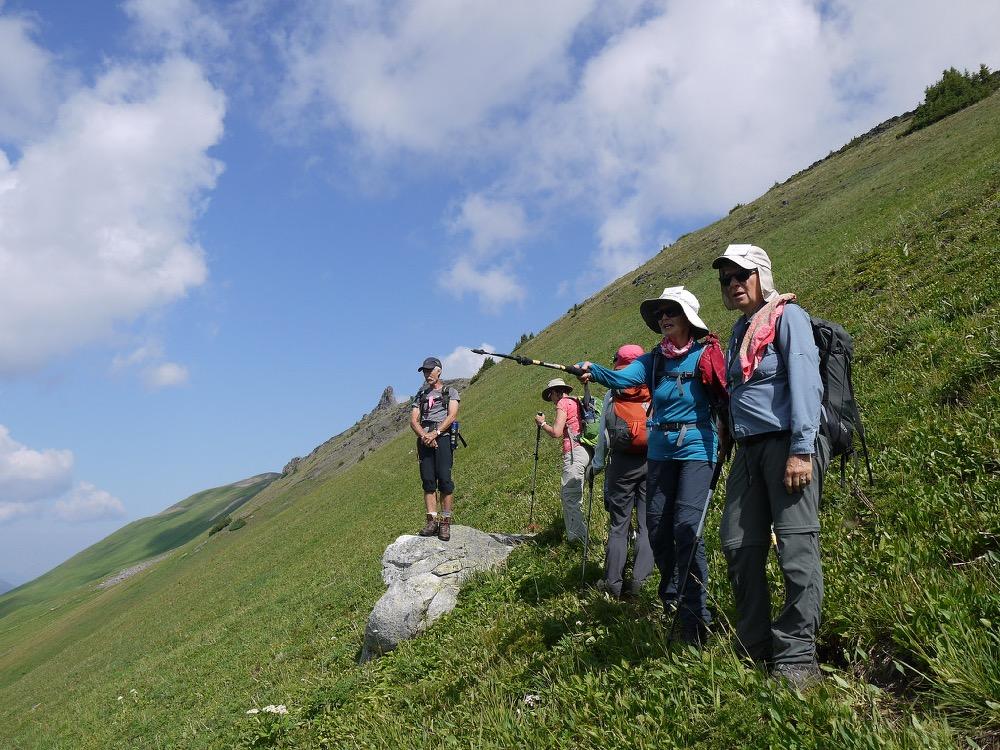 © Jorma Neuvonen - Heading to Mt. McGillivray