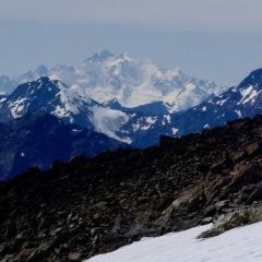 Mt. Waddington © Ron Klassen