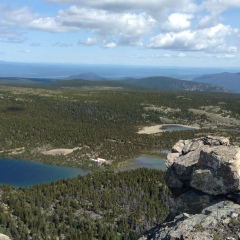 Goat Ridge view point © Roland Stefani