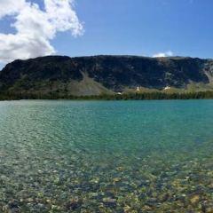 Goose Lake Panorama #1 © Teresa Gagné