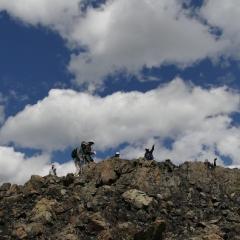 First Peak hike © Melanie Marchand